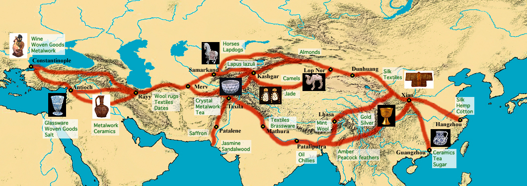 the silk road to - photo #20